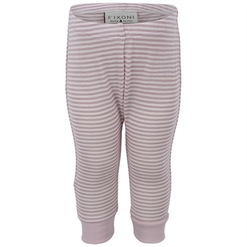 Fixoni - Joy pants stripe - Burnished lilac
