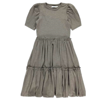Name it - Nola ss dress - Deep taupe