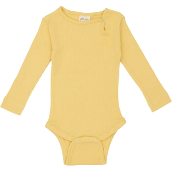 Petit Piao - Modal L/S body - Yellow