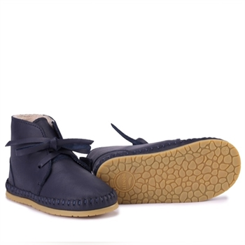 Donsje - Ollie Lining - Navy leather